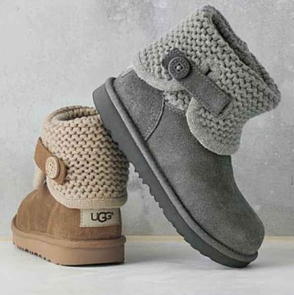 85376f6e451 UGG Australia Darrah IU Big Kids Sz 3 BOOT. Boutique